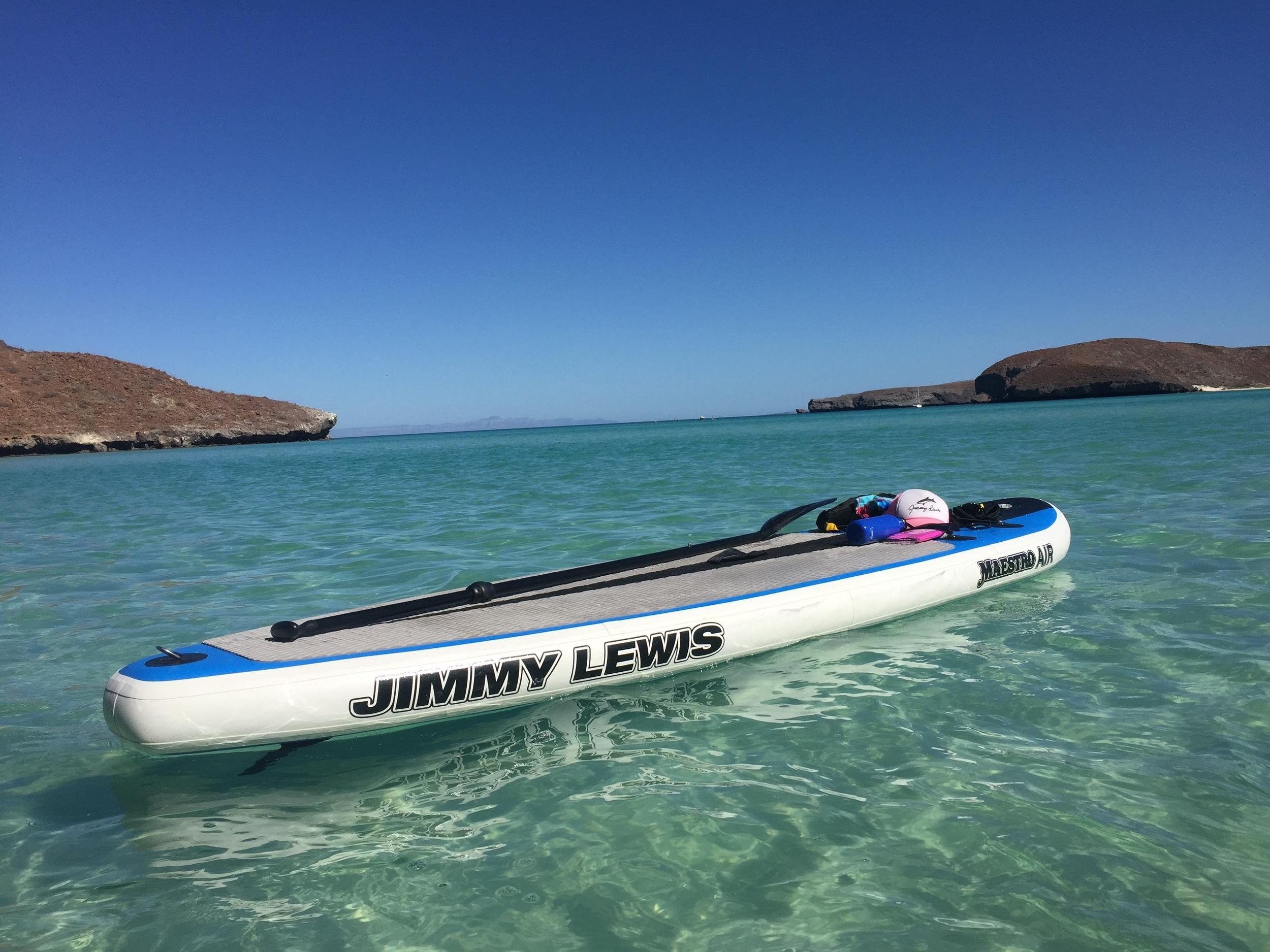 Jimmy Lewis Maestro Air