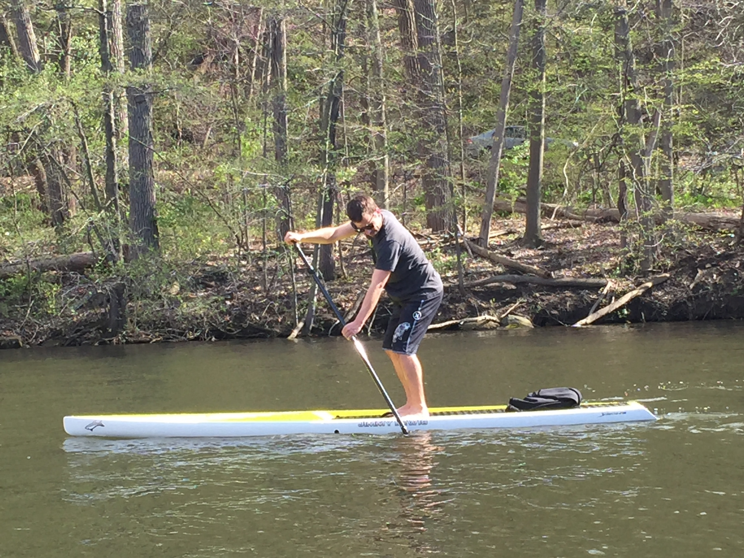 Paddle Board Ann Arbor