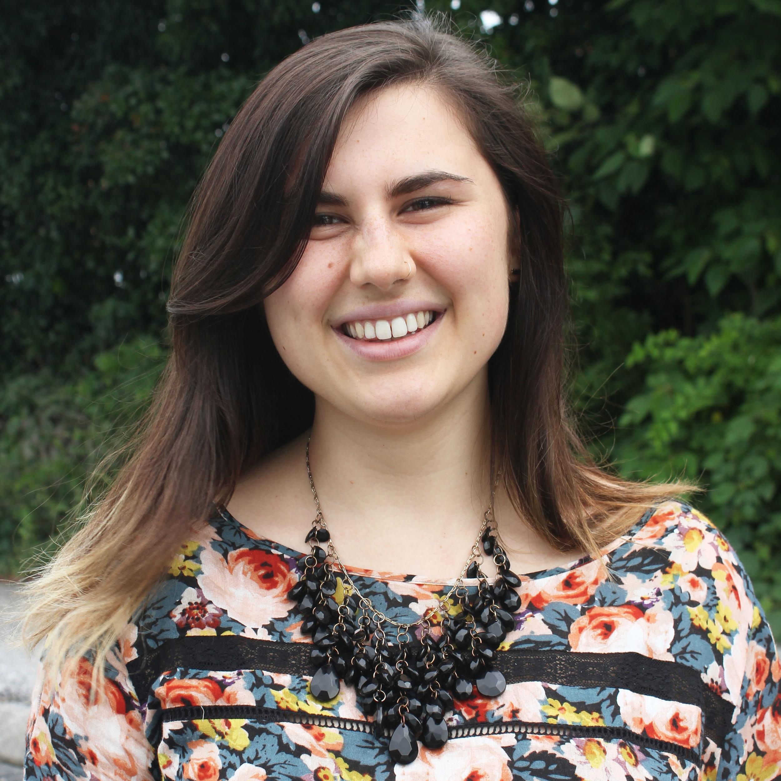 Juliet Cangelosi  Covenant College Community Development & English  Summer Intern 2015
