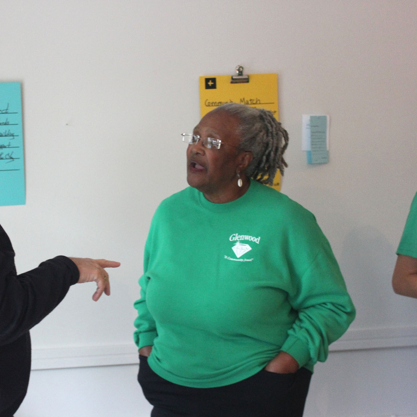 """Block Leaders Connect   Project Leader: Everlena M. Holmes  Block Leaders Connect connects neighborhoods to the city of Chattanooga through building capacity, membership, and new leadership in Avondale and Eastdale. This occurs through creating neighborhood directories and recruiting block leaders. Many neighborhood associations have small and aging membership and tend to lack knowledge of who lives and does business in the neighborhood. By recruiting and equipping new """"block leaders,"""" people are empowered to speak with a single voice on issues affecting their neighborhoods and the city. Strong neighborhoods serve as strong foundations for a thriving Chattanooga."""