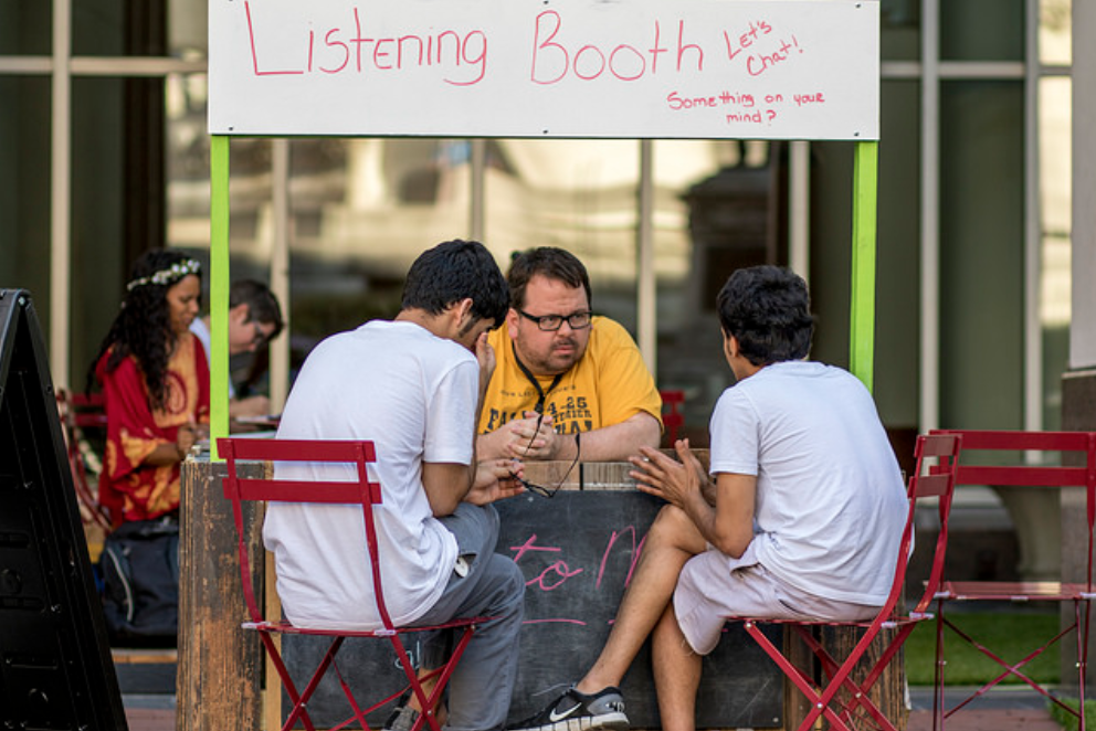 Listening Booth | Indianapolis, IN