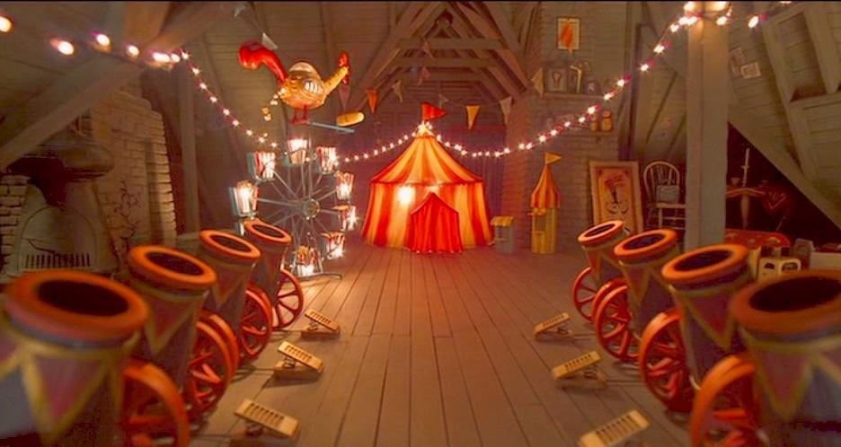 carnival tent or attic circus from Coriline 2009 film.jpg