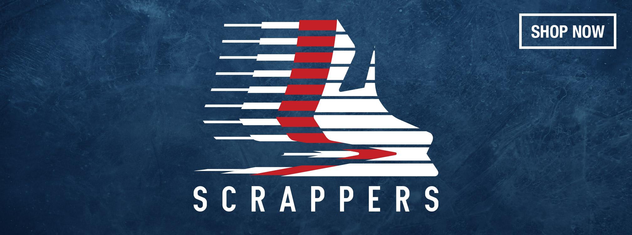 Scrappers Hockey Skate Fast