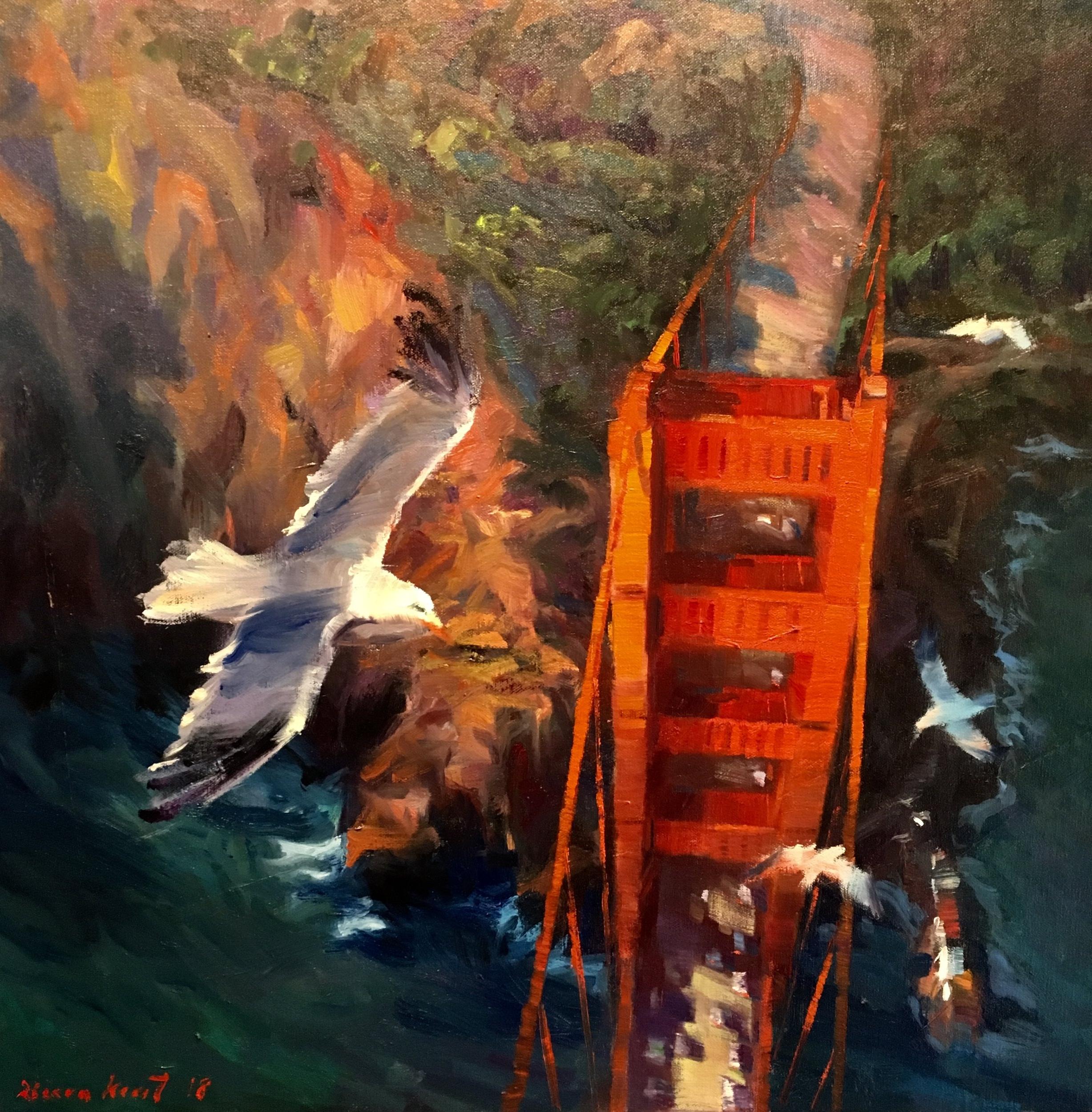 BIRD EYES VIEW #4/ SOLD