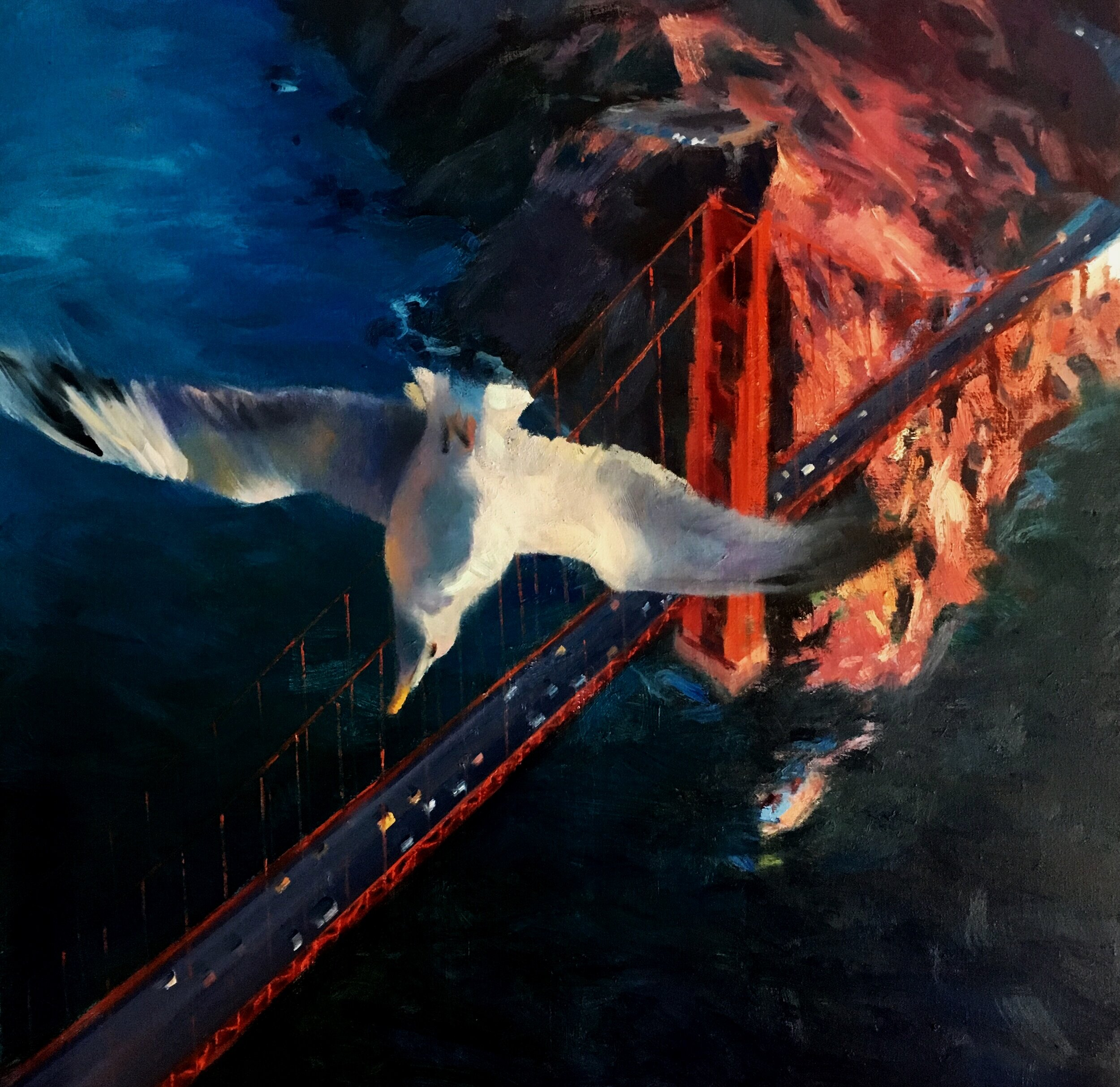 BIRD EYES VIEW # 7