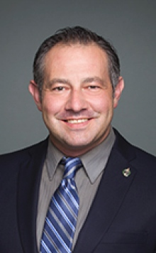 Alberta MP Jim Hillyer complained Tuesday of feeling ill. He died Wednesday in Ottawa. (parl.gc.ca)