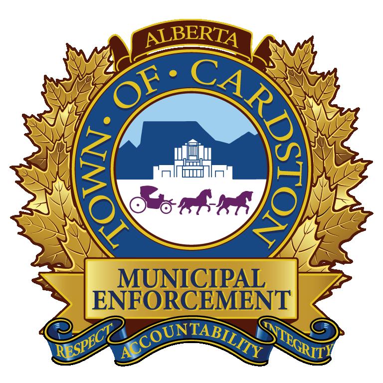 Cardston Municipal Enforcement Crest.png