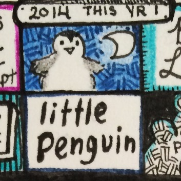 Little Penguin's Moon