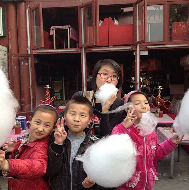 Some of the Hua Dan kids from winter 2012!