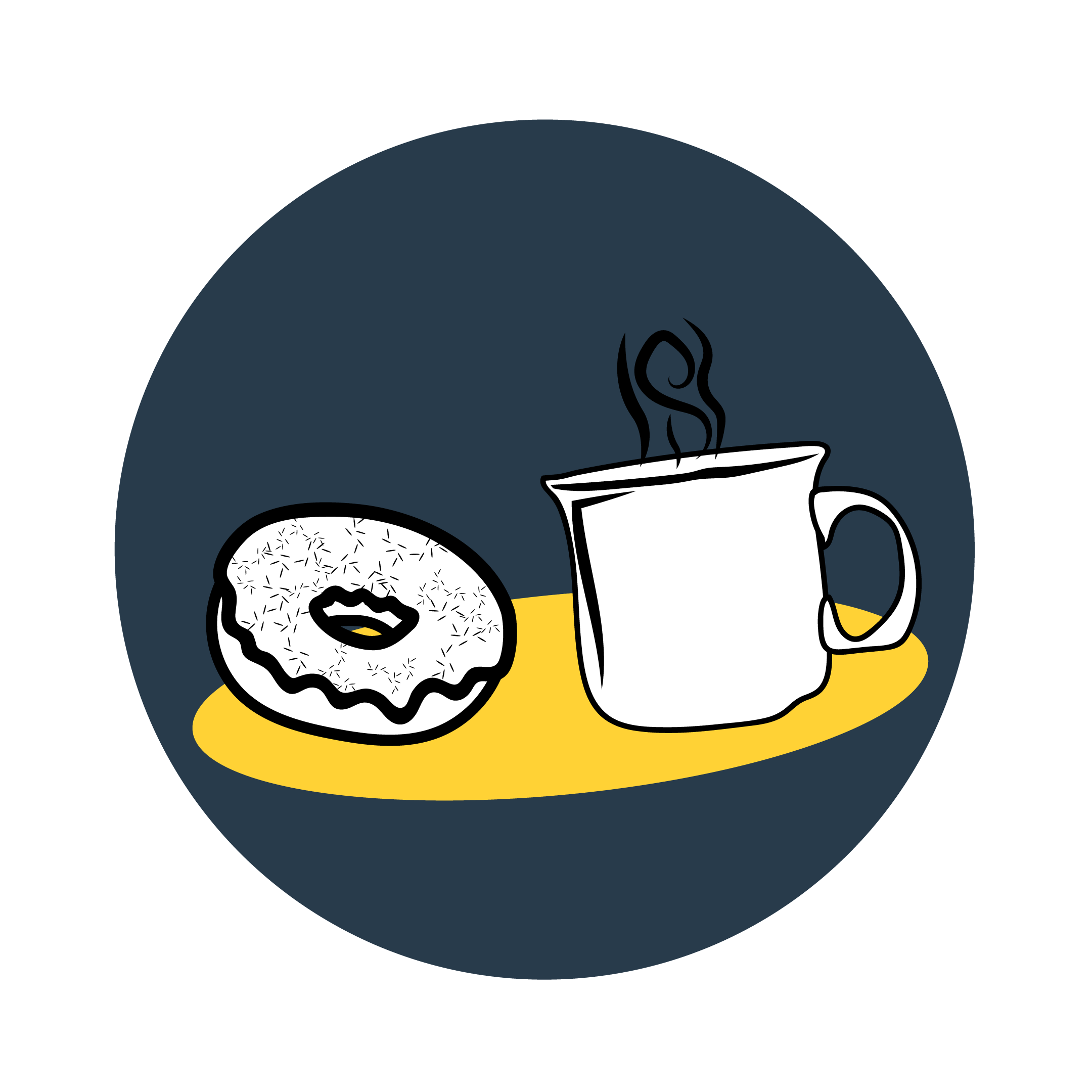 Coffee and Donuts -
