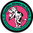 Chocolate Shoppe Ice Cream - Challenge: Take a selfie with one of the logos at any of the stores and get that box stamped.Get psyched for some awesome ice cream gift cards at the party!