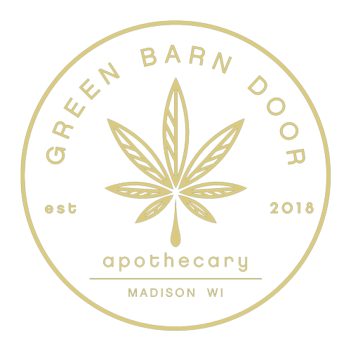 Green Barn Door - 5% off topicals and patches - The Green Barn Door is a boutique CBD store which strives to provide the highest quality CBD related products and education to Madison