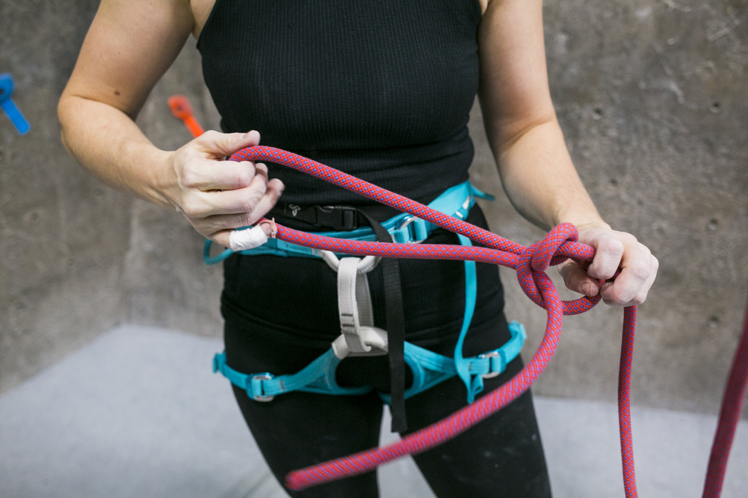 Learn to Belay -