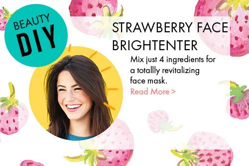 DIY Face Brightener Mask