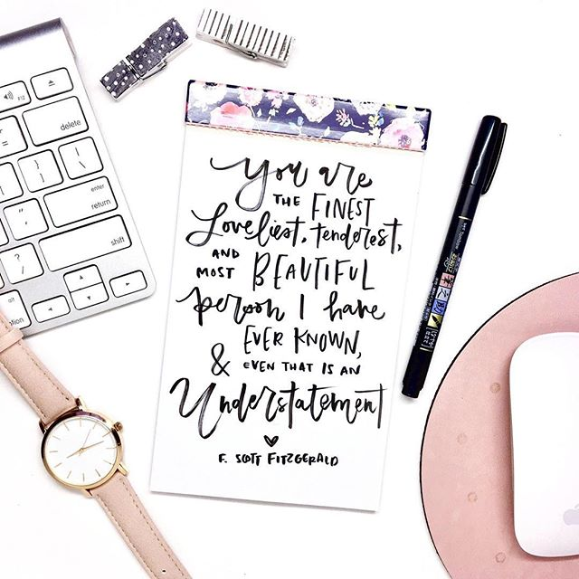 Just a little New Year motivation! Shop our new stationery line @hallmarkstores to stay organized for the #newyear ♥️ PS how talented is the amazing @kvdesignlove!