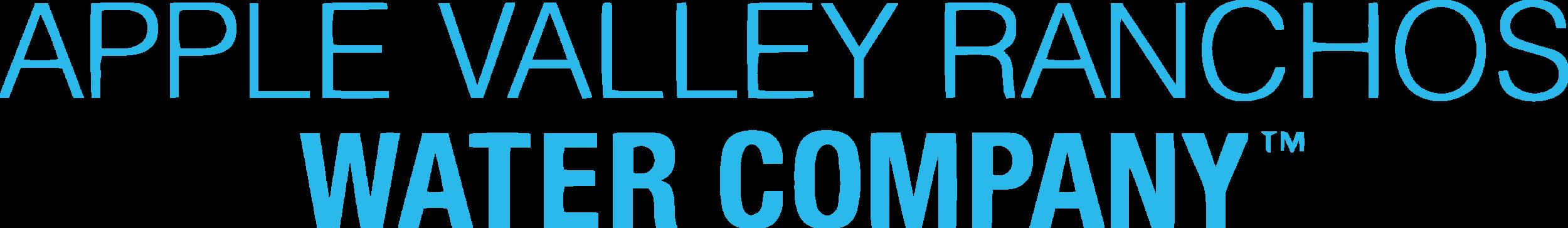 Apple Valley Ranchos Water Company