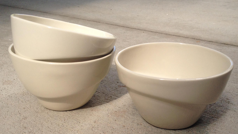 porcelain blanks before cork shell