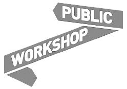 public workshop logo