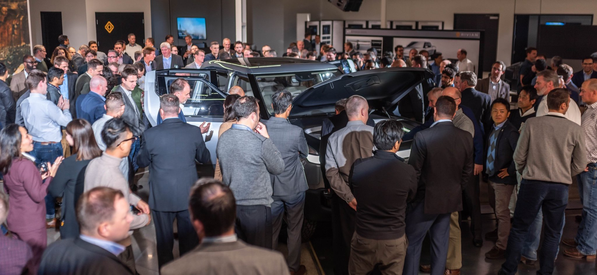 Inside Rivian's plan to challenge Detroit and electrify the American truck & SUV -