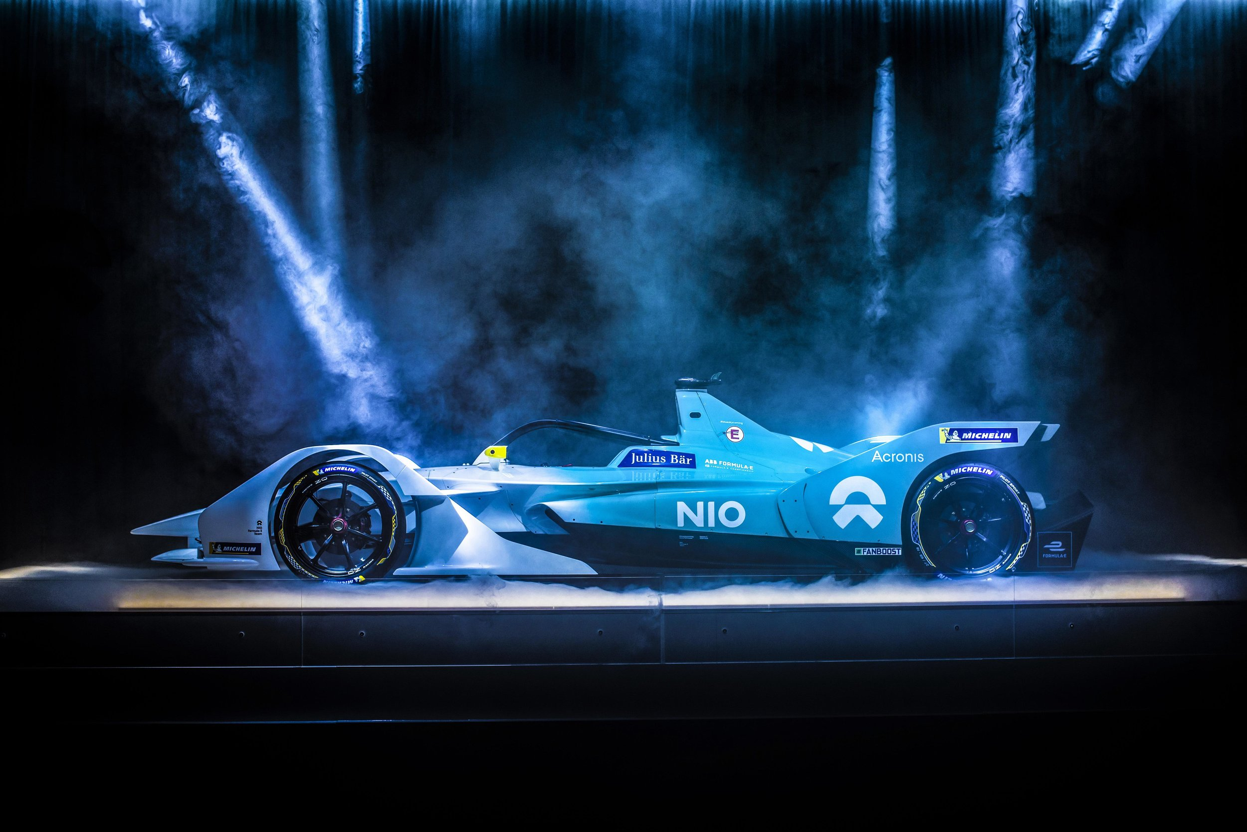 NIO's new Formula E race car represents a turning point for the EV industry -