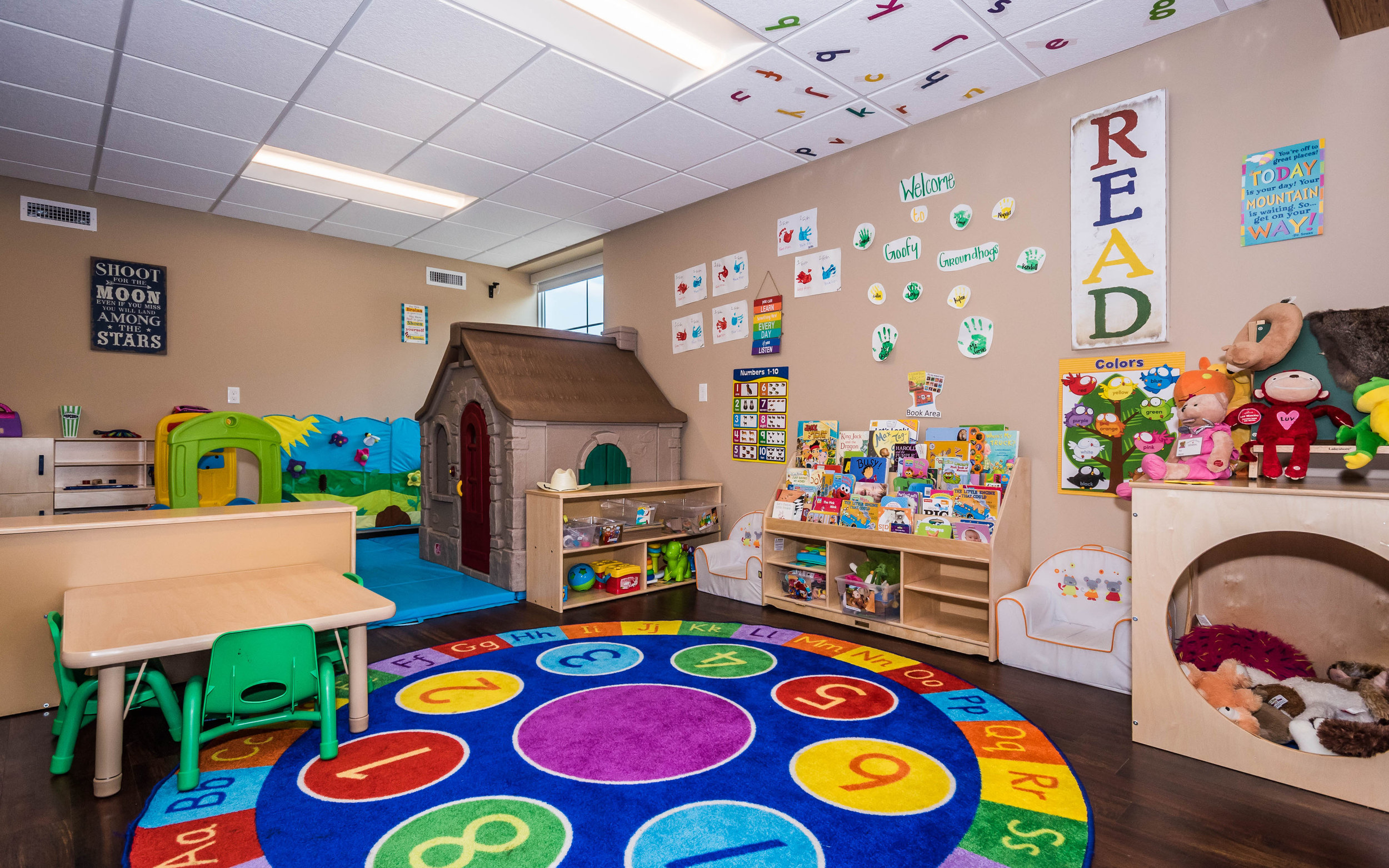 First Steps Childcare   Just three short years after opening its doors in the City of Rochester, MN, First Steps Childcare expands it's services with construction of a new 4,000 square foot facility adjacent to its existing daycare.