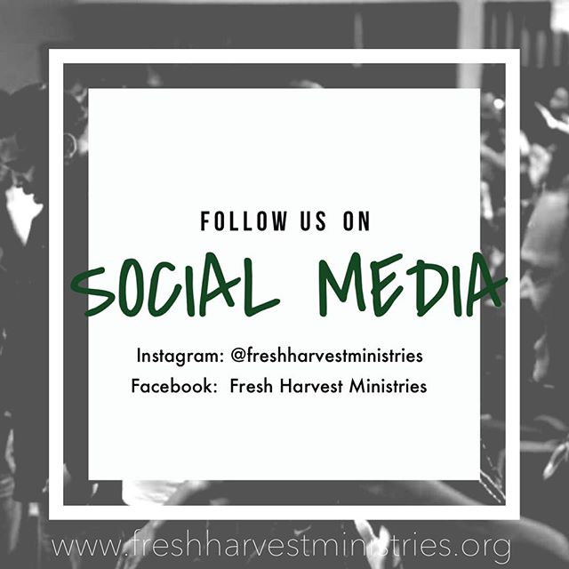 Instagram! Like us on Facebook for the latest!