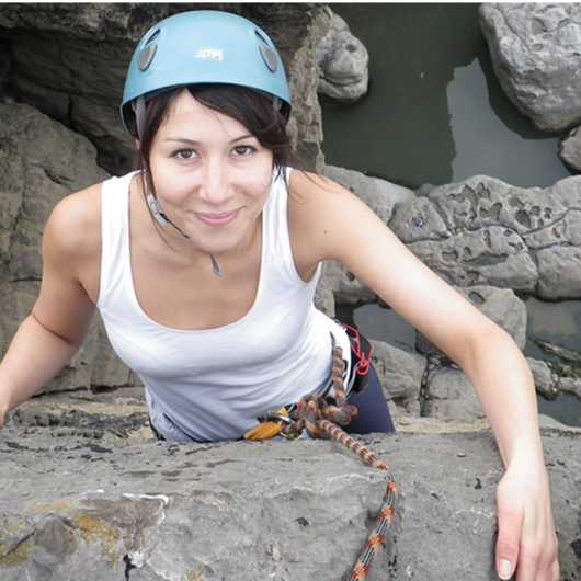 Foundations of rock climbing