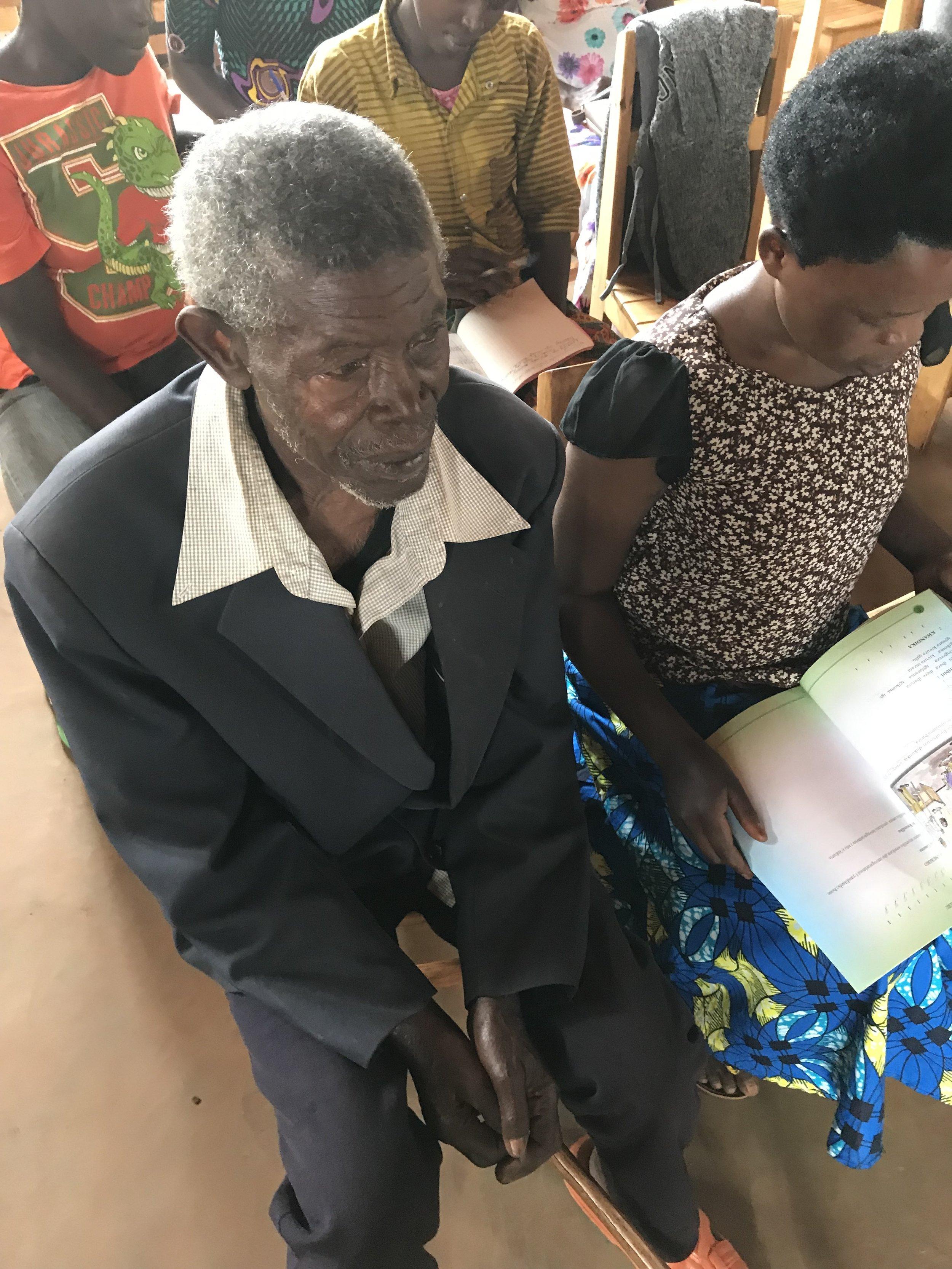 Adult Kinywarwanda Literacy