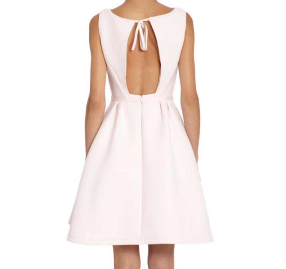 Katie Ermilio - Neoprene Sleeveless Dress