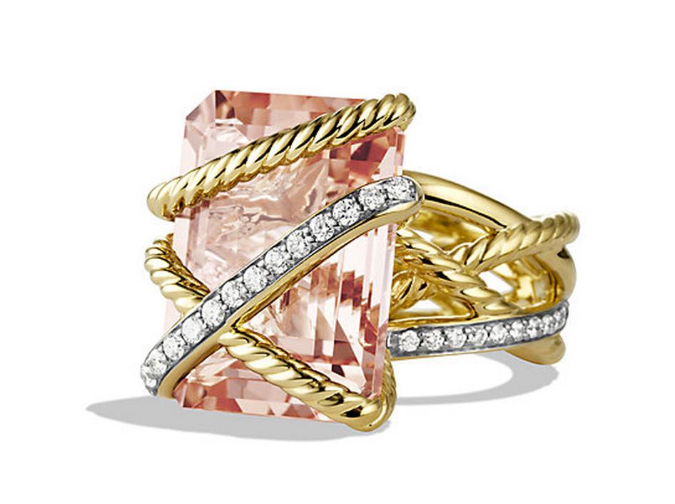 David Yurman - Cable Wrap Ring