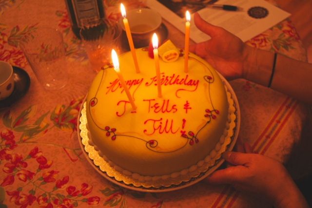 J-Tell Birthday Cake!
