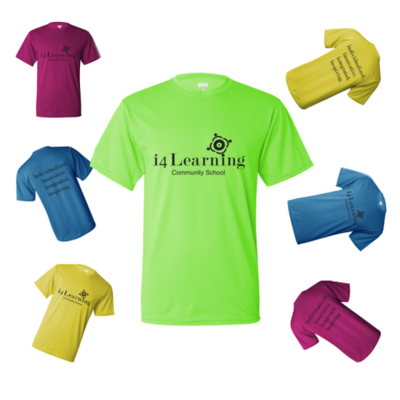 I4Learning School Store is having a Year End T-Shirt Sale!  Click Here to check out our Sale T-Shirts - We have New Colors!