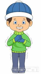Please remember that it's that time of year again for coats, hats, & gloves! Being outside is very a important part of the students day, please make sure you are sending your child to school with the proper attire.