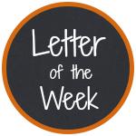 "4K Letter of the Week ""D"""