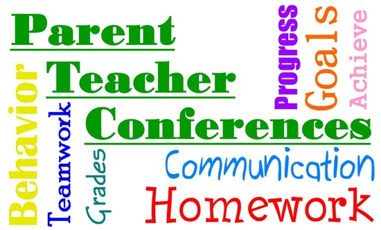 Student Conferences - Just a heads up that parent/student-teacher conferences will be coming up next month in March. These conferences are parent or teacher requested conferences.