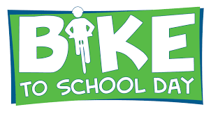 """Join us for a fun """"Bike to School Morning"""" on May 10th! Permission Slips are due on May 5th!  Click Here to View Permission Slip"""