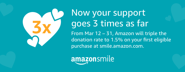 Visit:  smile.amazon.com/ch/39-1938460   Be sure to select Wayne Elementary School PTO!