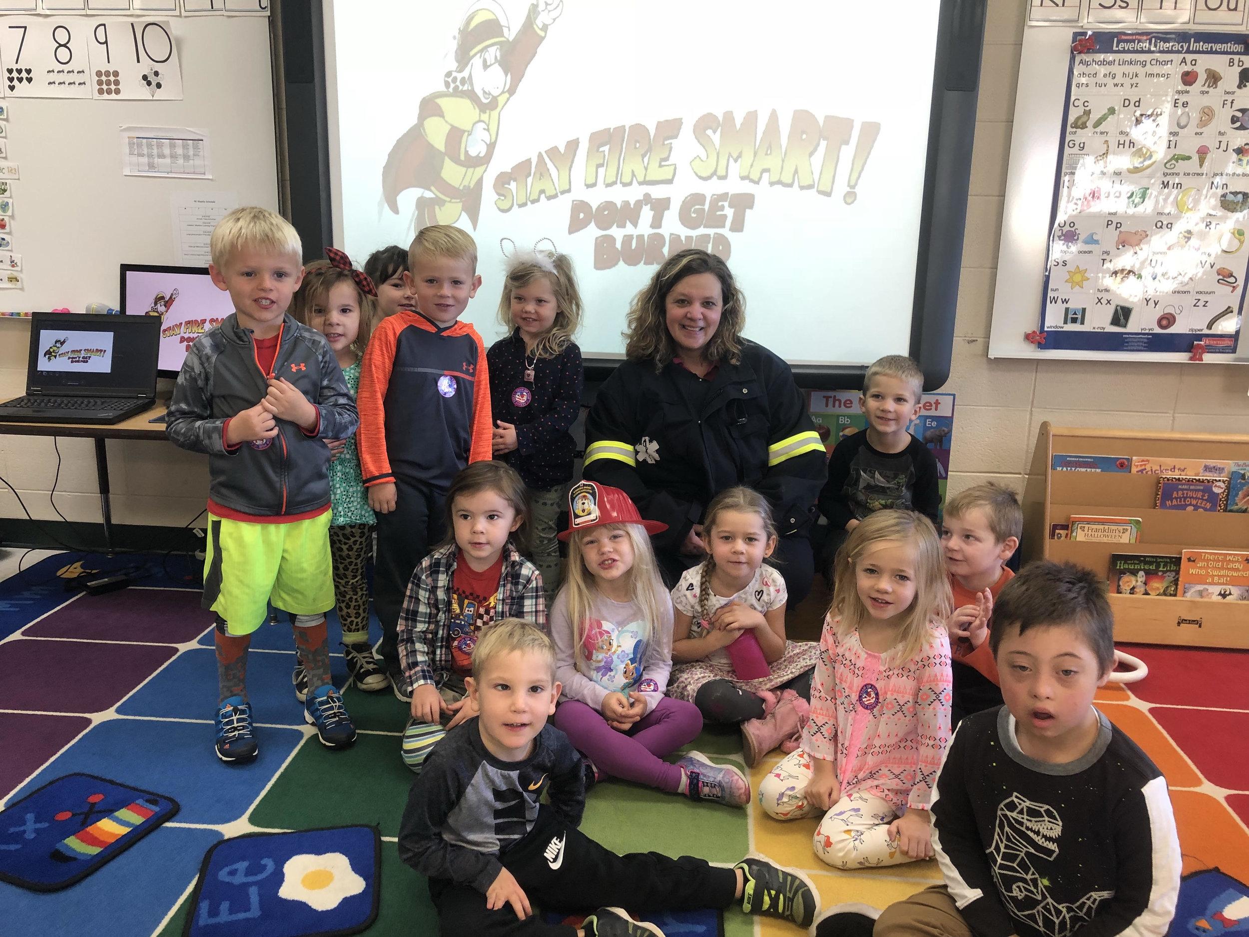 Fire Safety presentation