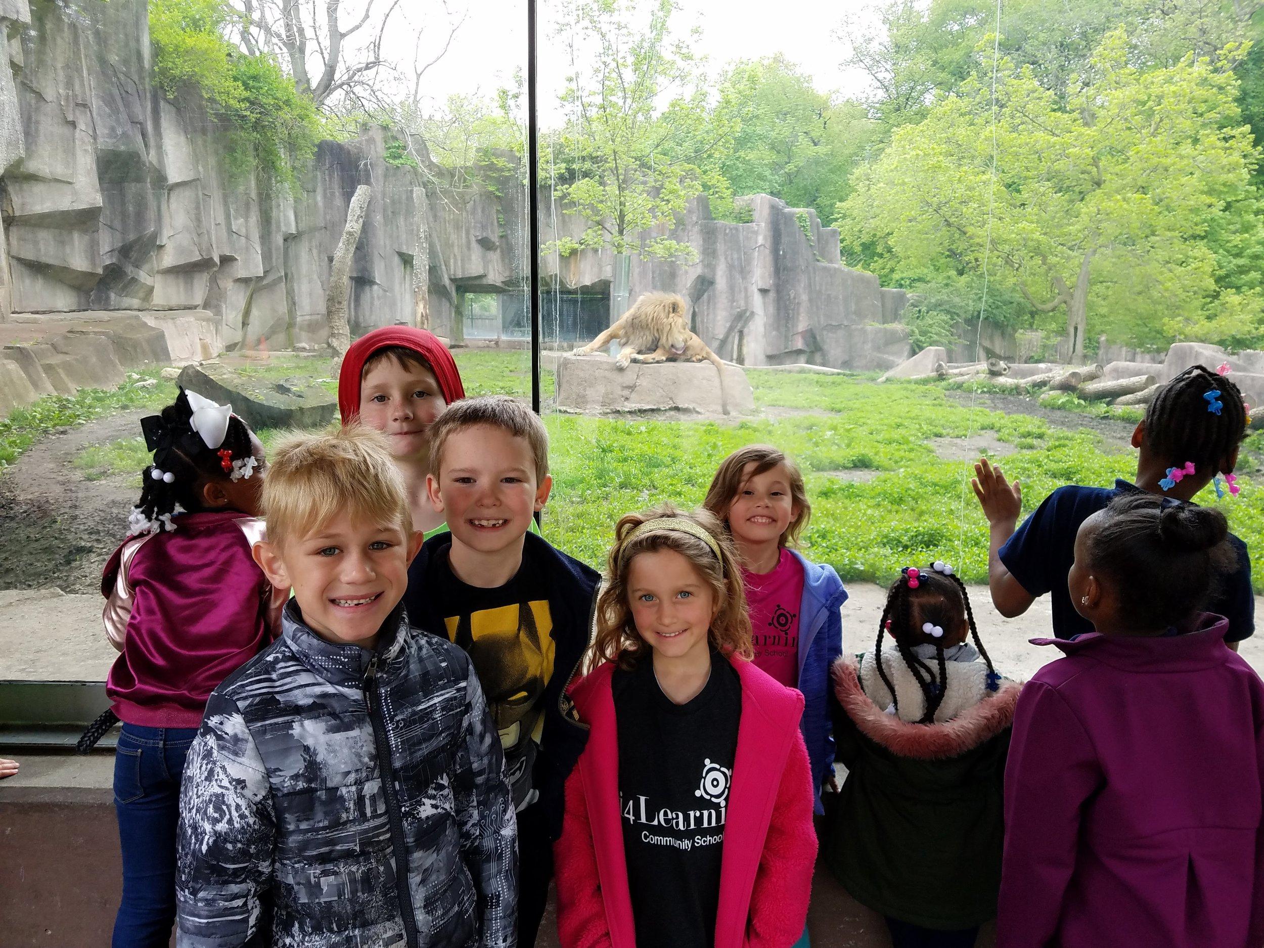 K-2 MKE Zoo Field Trip