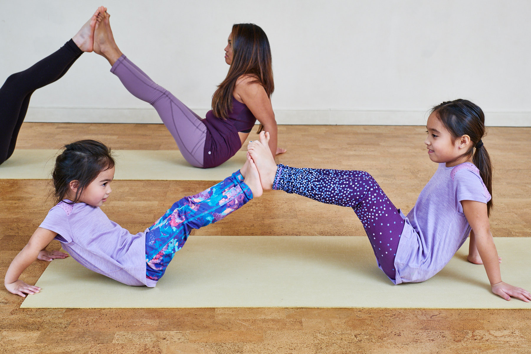Summer 2019 Yoga Camp For Kids With Jennifer Eubank Arlington Sun Moon Yoga Studio