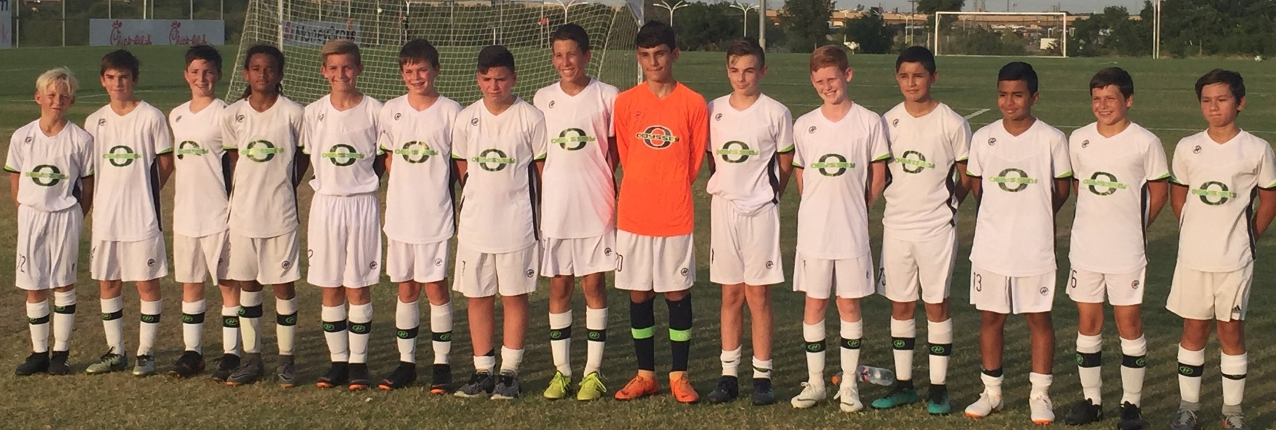 05 Boys Navy - Coach Cecil Noyce