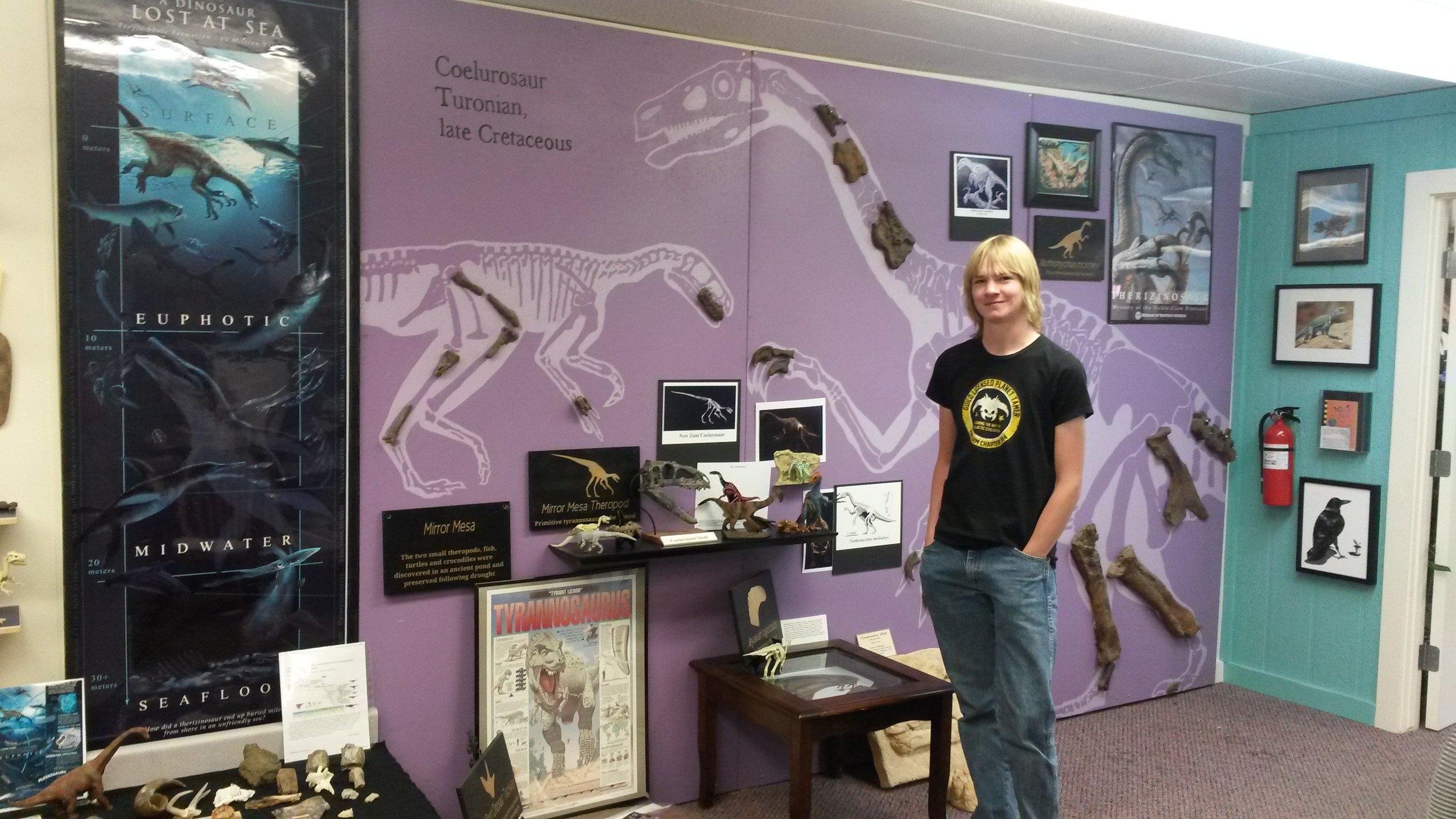 White Mountain Dinosaur Exploration Center