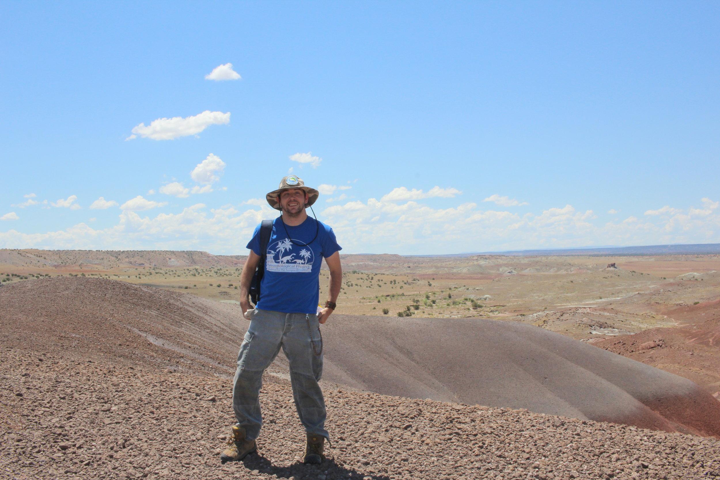 Triassic Exploration