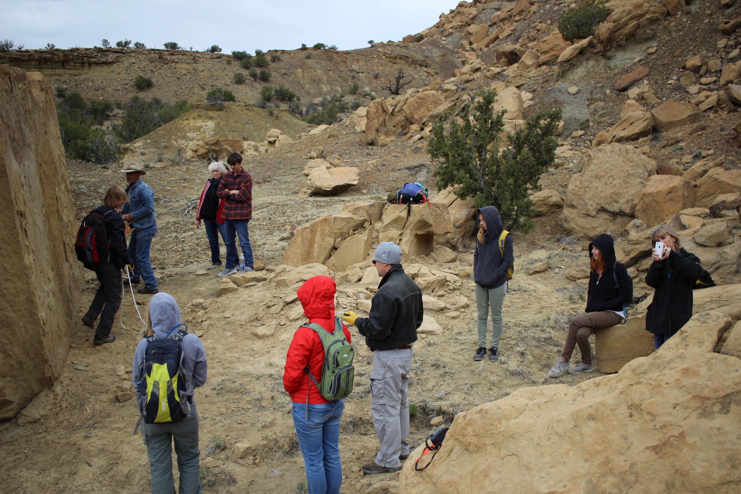 Southwest Paleontological Society