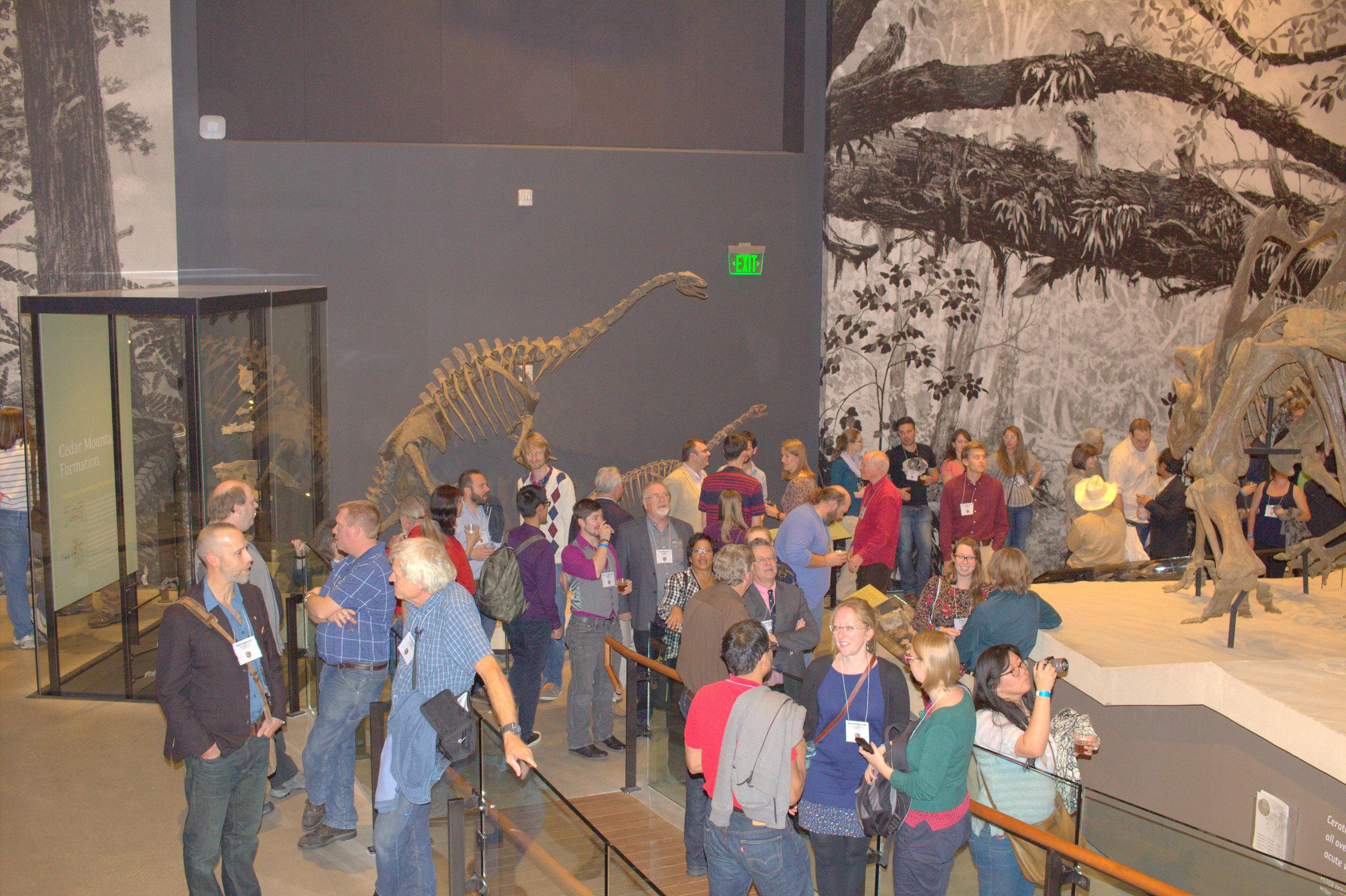Natural History Museum of Utah Nothronychus