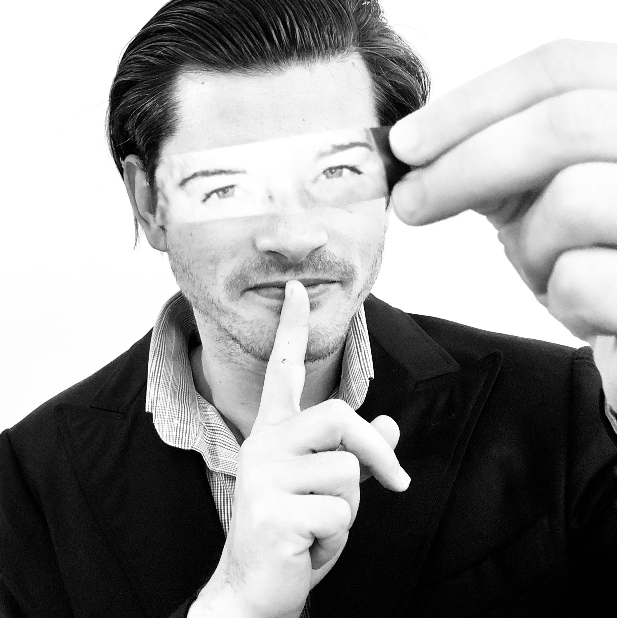 BORIS ALEXANDER BURGESS - Founder & Creative Director
