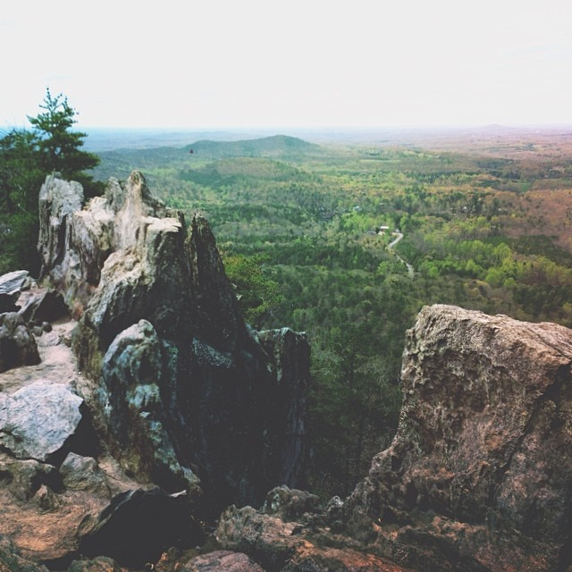 Crowder's Mountain State Park, North Carolina