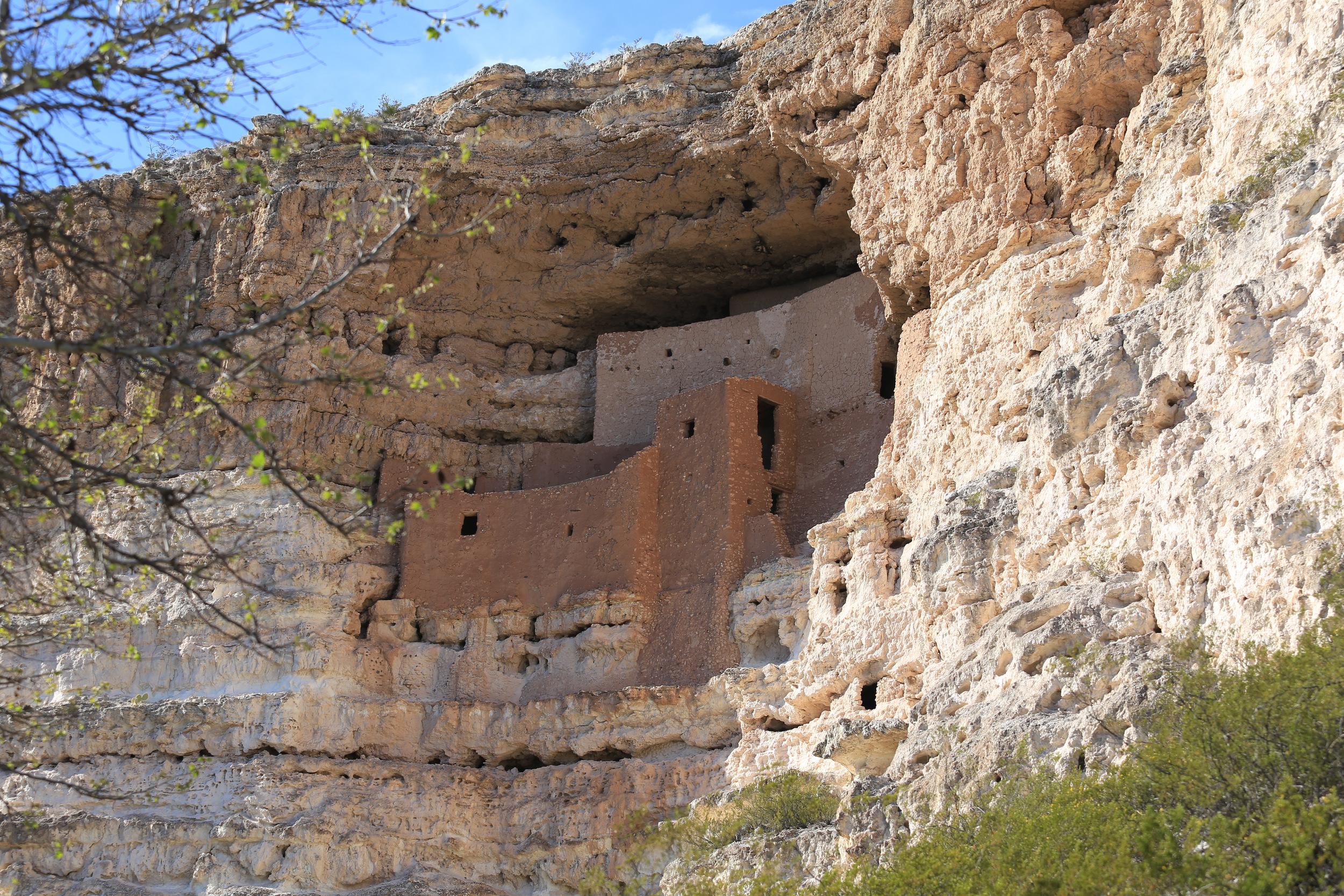 Montezuma Castle - Jon Courville Photography