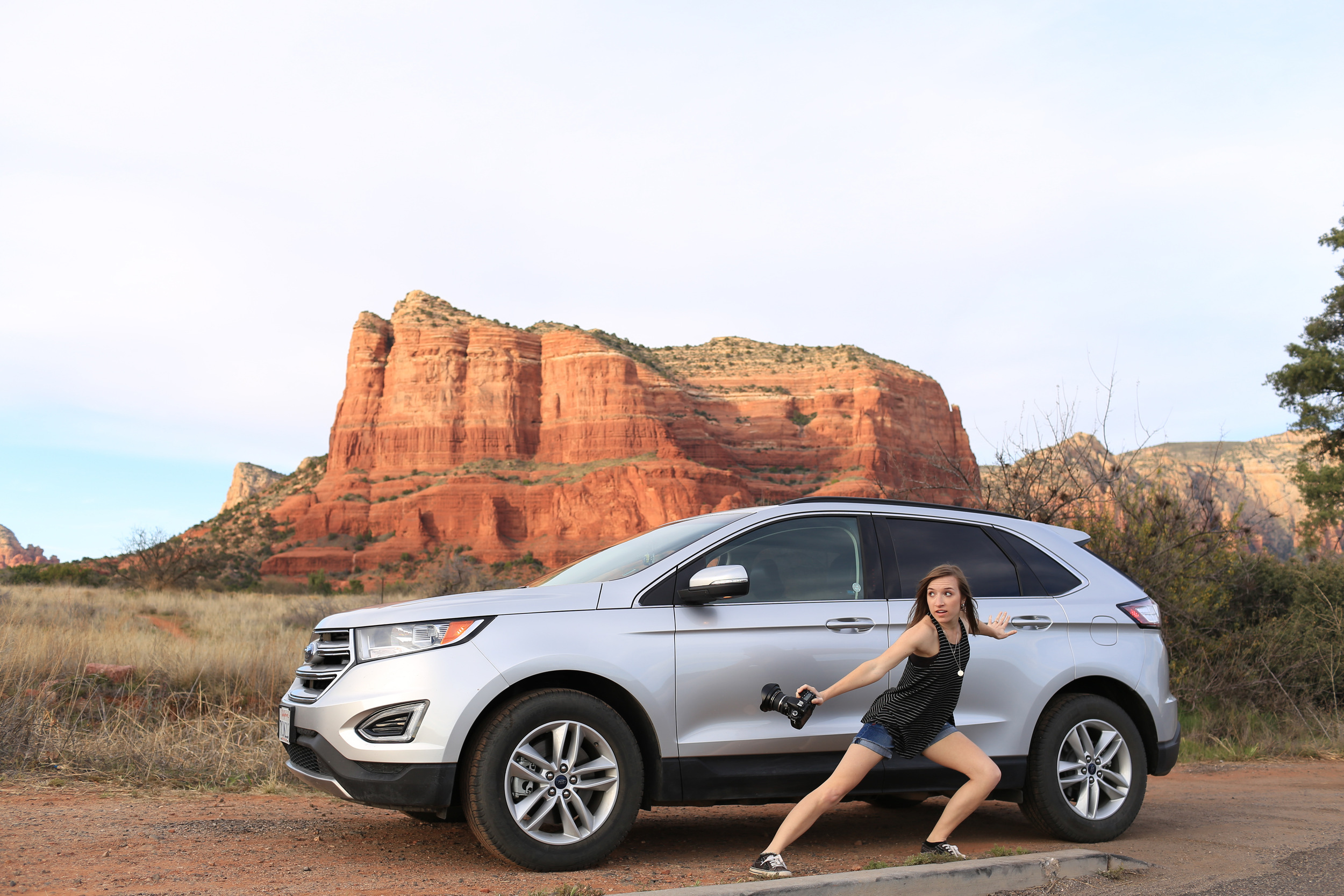 Bell Rock, Ford Edge