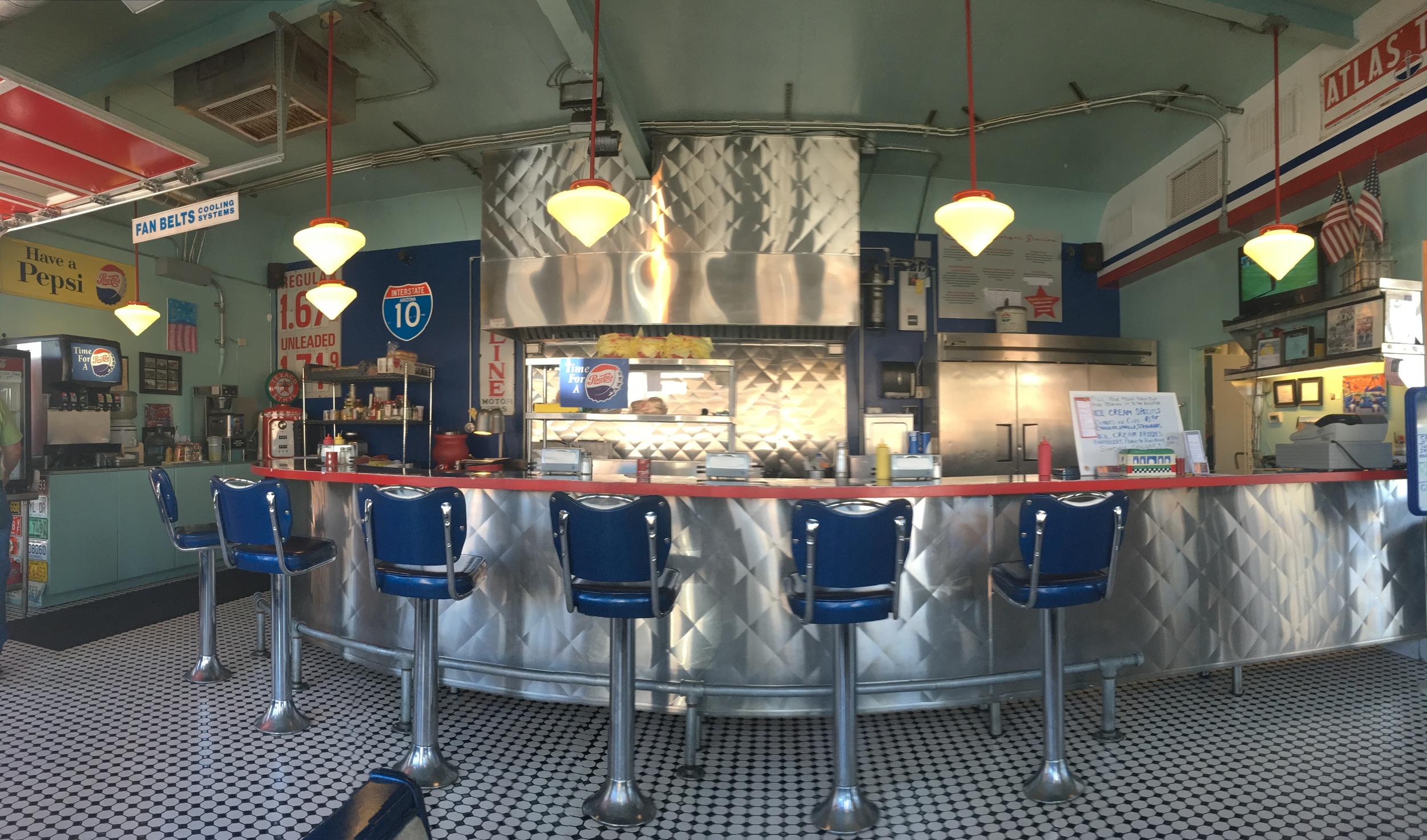 Bing's Burger Station Jon Courville